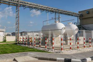 Estacion de Gas Comprimido - Estacion de servicio de gas EKO