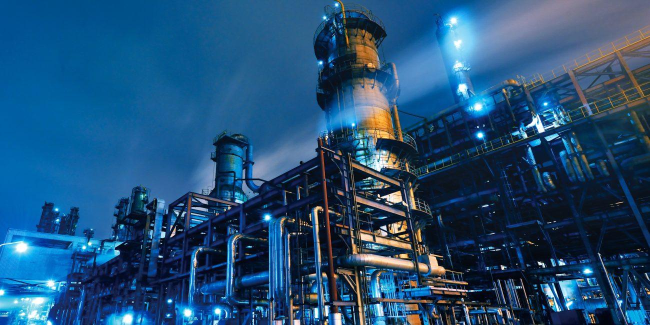 Petroquimica - Complejo procesador de gas burgos de PTRI